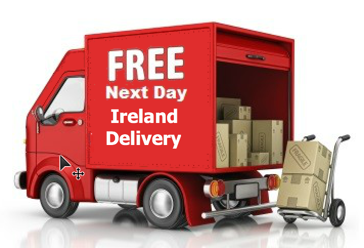 76x76mm Blue Wet Strenght Bond Paper Rolls with Free Next Day Ireland Delivery ... www.DiscountTillRolls.ie