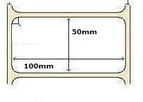 8700 Zebra 100x50mm Z-Select 2000D Direct Thermal Labels . www.DiscountTillRolls.com