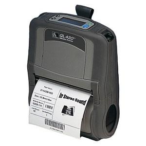 Zebra QL420 Direct Thermal Printer Rolls - 3003072 - www