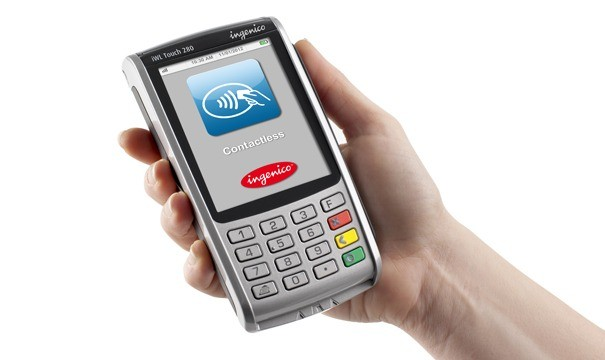 iWL220 Credit Card Rolls   Ingenico iWL220 Rolls   iWL220 Paper Rolls