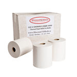 112x100mm Thermal Paper Rolls (12 Rolls)