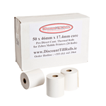 3006129 Mobile Printer Rolls .. www.DiscountTillRolls.com
