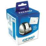 Dymo 99012 Large Address Labels - 89x36mm (2 Rolls - 520 Labels)