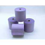 76x76mm Mauve Wet Strength Laundry Tag Rolls (20 rolls)
