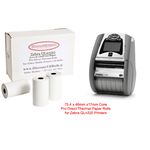 3003070 QLn320 Mobile Printer Rolls .. www.DiscountTillRolls.com