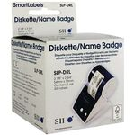 Seiko SLP-DRL Name Badge Labels .. DiscountTillRolls.ie