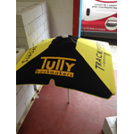 Tracksports Rails Bookmakers Square Black / Yellow Racecourse Umbrella ... www.DiscountTillRolls.ie