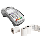 Sage Pay VX520 Credit Card Rolls ..  www.DiscountTillRolls.ie