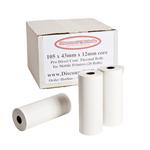 105x43mm Mobile Printer Rolls .. www.DiscountTillRolls.com