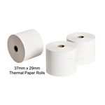 37x29mm Thermal Paper Rolls