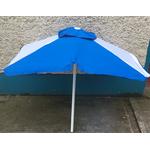 Rails Bookmakers Square Blue/White Racecourse Rails Umbrella ... www.DiscountTillRolls.ie