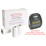 80x40mm Thermal Paper Rolls [CLONE]