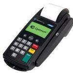 Hypercom Optimum M4230 Credit Card Rolls ..  www.DiscountTillRolls.ie