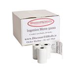 Ingenico Move 5000 Credit Card Rolls.  www.DiscountTillRolls.ie