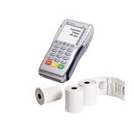 Worldpay VX670 Credit Card Machine Paper Rolls (50 Roll Box)