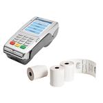 Sage Pay VX680 Credit Card Rolls . www.DiscountTillRolls.ie