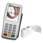 Verifone VX820 Credit Card Rolls (50 Roll Box)