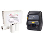 ZEBRA ZQ510 3006131 Direct Thermal Rolls .. www.DiscountTillRolls.com