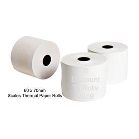60x70 Thermal Avery Receipt Rolls