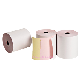 "76mm 3 Ply Grade ""A"" Bond Paper (20 Roll Box)"