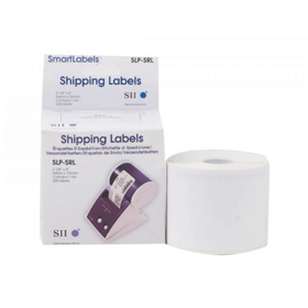 Seiko SLP-SLR Shipping Labels - 54x101mm (1 Roll - 220 Labels)