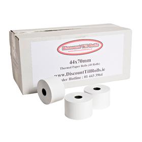 44x70 Thermal Till Rolls (40 Roll Box)