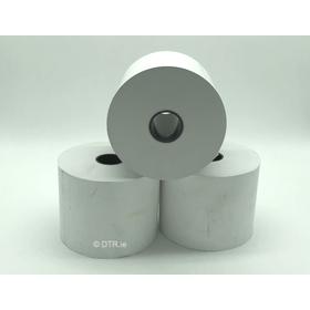 80x190x25mm Thermal Ticket Rolls (80gsm) (4 Roll Box)