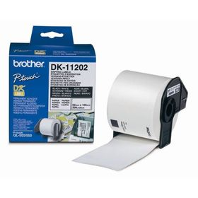 Brother DK11202 Compatible Shipping Labels (62 x 100mm) 1 Roll - 300 Labels