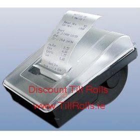 Mattig Printer (Old) Taxi Meter Rolls (40 Roll Box)