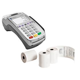 Verifone VX520 Credit Card PDQ Rolls (50 Roll Box)