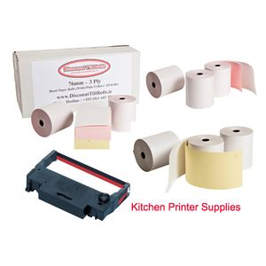 kitchen_printer_supplies.jpeg, Kitchen_Printer_ink_ribbons.jpeg, 2_ply till_rolls.jpeg, 3 ply_printer_rolls.jpeg, Kitchen_printer_paper_rolls.jpeg